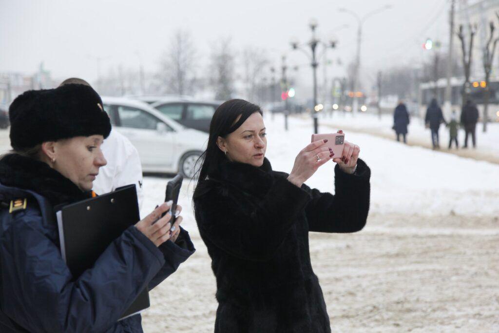 В Дмитровском округе прошёл рейд по объектам потребительского рынка