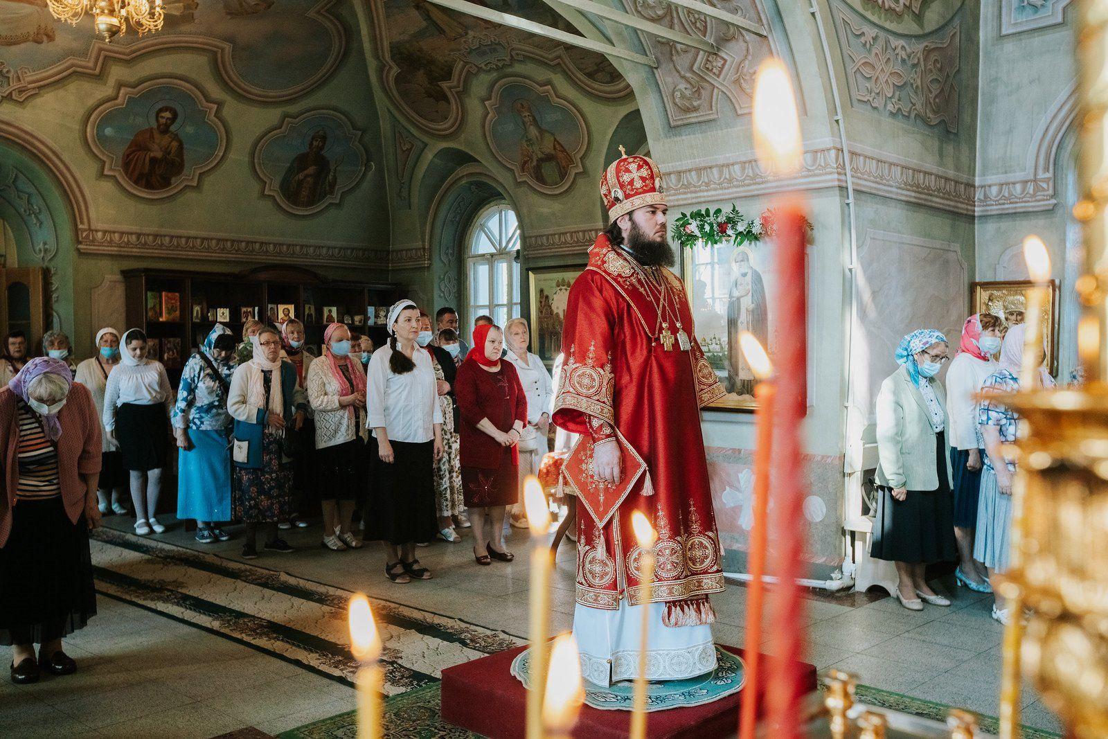 220 лет со дня освящения Троицкого храма в Дмитрове2